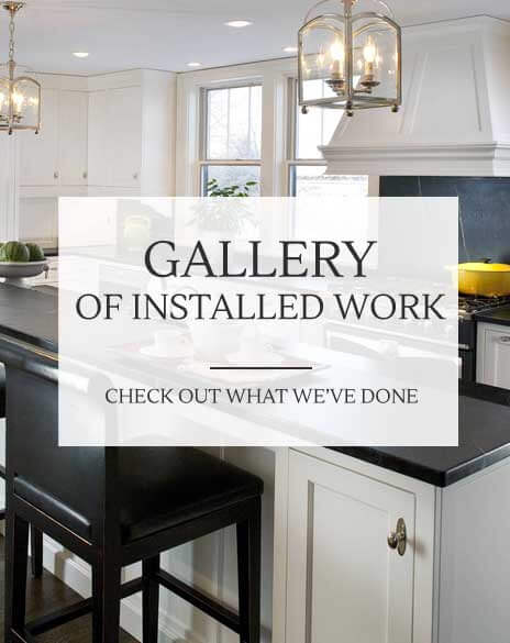Gallery of Installed Work